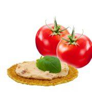 Stenger-Waffel-Cracker-Tomate-Serviervorschlag