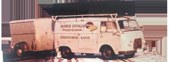 Stenger Waffelproduktion Luedenschei-Kalve