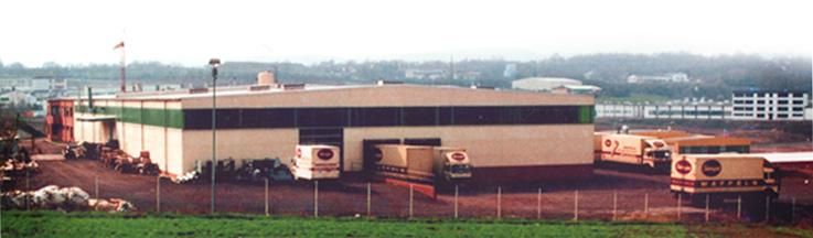 Stenger Logistikzentrum Mayen